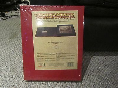 NIP Warhammer Fantasy Collector's Edition, Numbered ALL OFFERS CONSIDERED