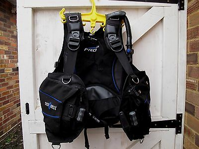Seaquest Pro Qd With Surelock Intergrated Weight Pockets Size Large Wow
