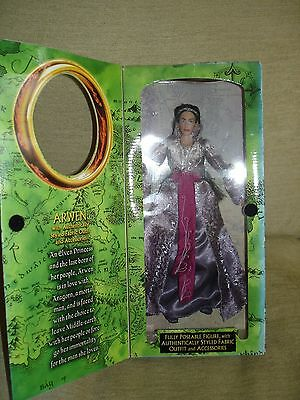 Toy Biz Arwen Special Edition Collector Series Figurine Lord Of The Rings