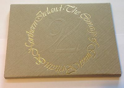 1976 Royal Mint Coinage Of Great Britain And Northern Ireland Set