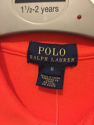Ralph Lauren KIDS NEW WITH TAGS ⚽️⚽️⚽️
