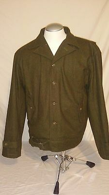 Reproduction WW2 WWII US Army British Made ETO Field Jacket