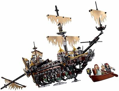 *NEW* LEGO 71042 Pirates of the Caribbean The Silent Mary VIP PREORDER mid March