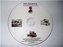 Fiat Ducato X250 Workshop Manual Service Repair Information Data specifications