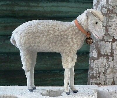 BETHANY LOWE Reproduction WOOLLY PUTZ-Style ~GERMAN SHEEP~ NWT!