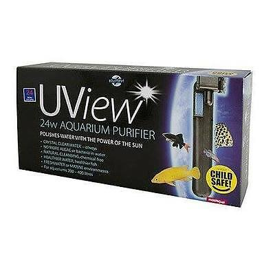 Blue Planet UView 24w UV upt to 400L Aquarium Purifier