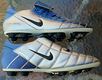 Nike Totalissimo Soccer Boots Size 10