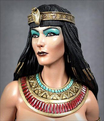 ARH Studios CLEOPATRA Queen of Egypt Limited Edition 1/4 scale statue Gold Editi