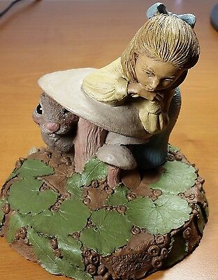 Tom Clark Gnome CHARMING CHUMS Edition #73 1997  Cairn Studio COA Retired EASTER
