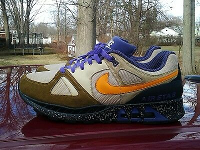 Nike air stab athletic running shoes / men's size 13.  ( 12 - 12.5 )