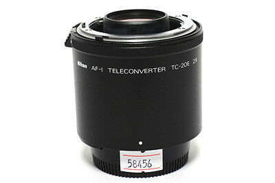 Nikon AF-I 2x Teleconverter TC-20E for AF-I AF-S Lenses, same as TC-20EII *MINT-