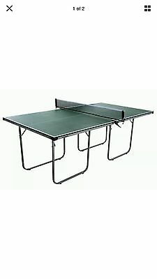 Table Tennis Table 3/4 Size In Very Nice Condition