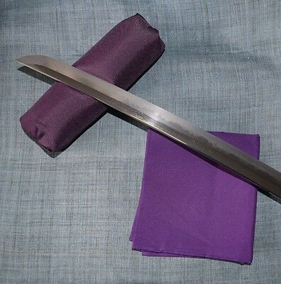 Japanese Sword Fukusa & Pillow