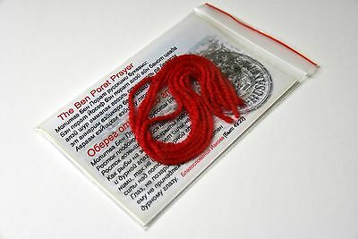 5 Kabbalah Red String Bracelet Lucky Charm Jewelry !!!