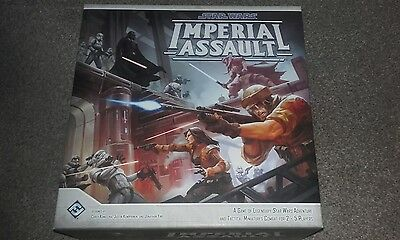 Star Wars Imperial Assault PLAYED ONCE