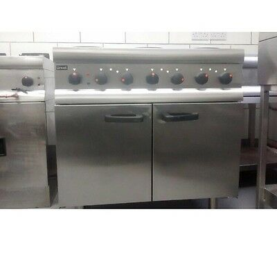 Lincat Commercial Electric Fan Assisted Oven