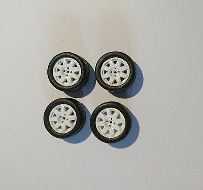 1/43rd scale all style Wheels