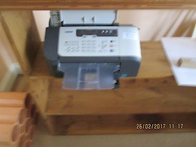Brother fax 1560 with handset