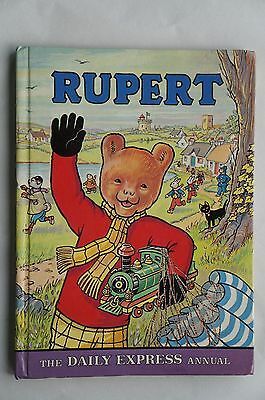 Vintage Rupert - The Daily Express Annual 1976 - 41 Years Old
