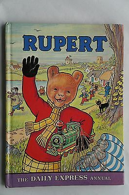 Vintage Rupert - 1976 - The Daily Express Annual - 41 Years Old
