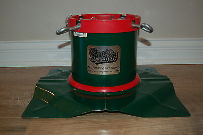 The Original Santa Solution Christmas Tree Stand..An Amazing Tree Stand