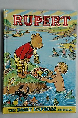 Rupert Annual  - 1975 - The Daily Express - 42 Years Old