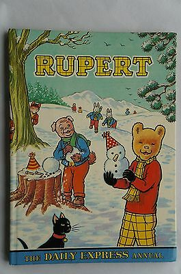 Vintage Rupert Annual  - 1974 - The Daily Express - 43 Years Old