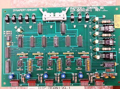 DYNAPERT DIP-860N139-1 photocell control board NEW