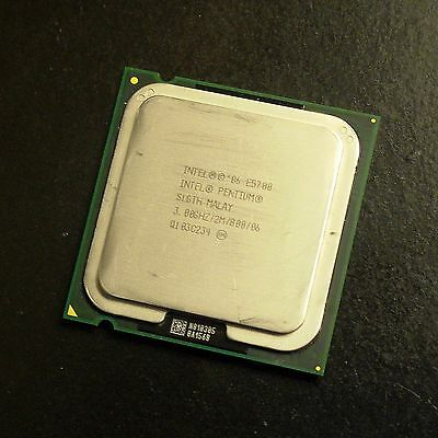 Intel Pentium Dual Core CPU E5700 SLGTH 3.00Ghz Socket 775 For Desktop Computer