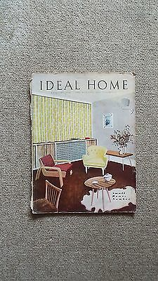 Ideal Home  magazine February 1951
