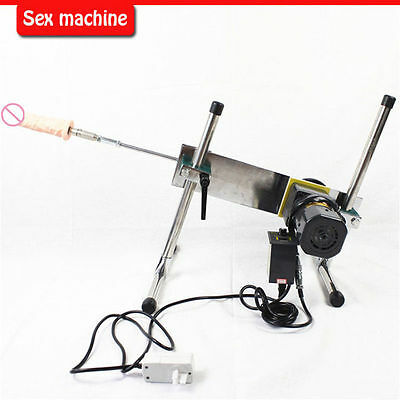 Sex Machine Extremely Quiet,Turbo Gear 11kg,Solid Steel Frame,Ultra Stability