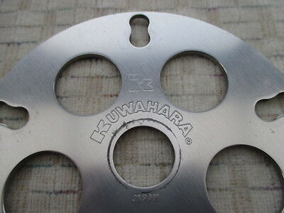 Kuwahara Power Disc Disk Old School BMX for Chainring Spider Sugino Dia Compe