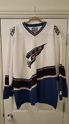 Nhl Reebok Jersey Washington Capitals Xxl Vintage - 1996