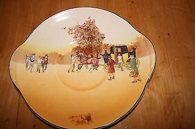 Royal Doulton Plaque   Made In England