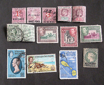 St. VINCENT and others mostly fine used