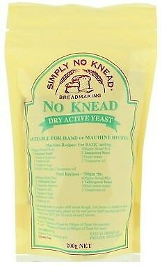 Simply No Knead (Gluten Free) Dry Active Yeast 200g