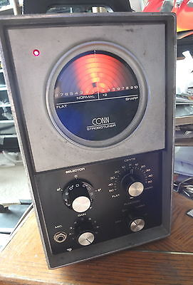 CONN STROBO TUNER ST-11 The one the pro's use...Vintage STROBOTUNER