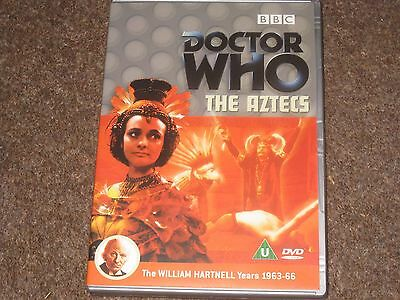 Dr Who The Aztecs DVD