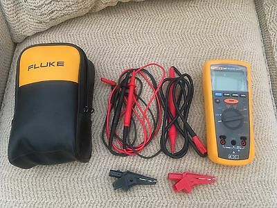 Fluke 1507 Insulation resistance Test meter