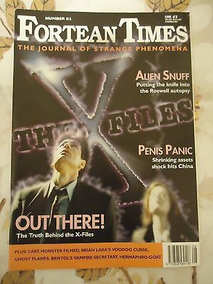 Fortean Times Issue No. 82 August - September 1995