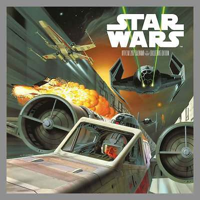 Star Wars Classic Official 2017 Square Wall Calendar - Collectors Edition