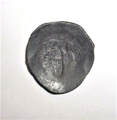Ancient Byzantine Empire, Manuel I. Comnenus, 1143-1180 AD. cup coin