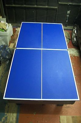 BCE 6ft Table Tennis table top