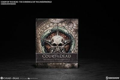 ★ Livre Court Of The Dead: The Chronicle Of The Underworld - Sideshow -En Stock★