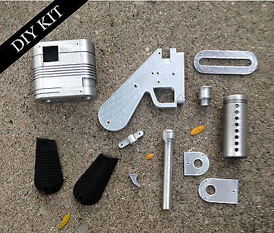 Star Wars Rey Nn-14 Blaster Gun Pistol 1:1 Cosplay Replica Force Awakens Diy Kit