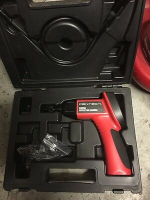 Cen-Tech Digital Inspection Camera 61839 W/ Case