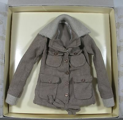 """Tonner Ellowyne Wilde """"Inclement Jacket"""" Outfit  Mint NRFB"""