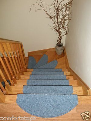 Set of 13 Beautiful Carpet Stair Mat Stair Treads - LIMITED TIME OFFER!