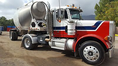 2002 Peterbilt 379 Day Cab 2 Axle Ca, Approved!