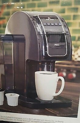 Touch t214b single-serve brewing coffee machine